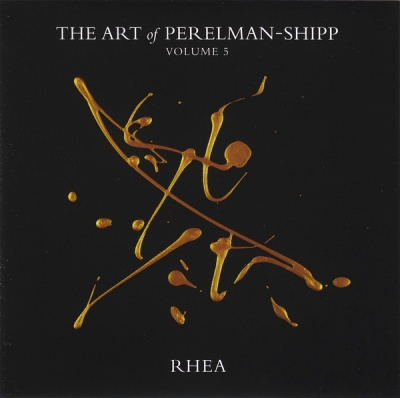 The Art of Perelman-Shipp, Vol. 5: Rhea
