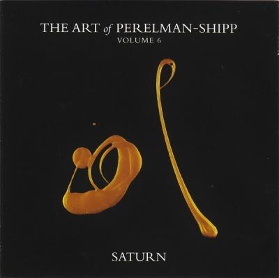 The Art of Perelman-Shipp, Vol. 6: Saturn
