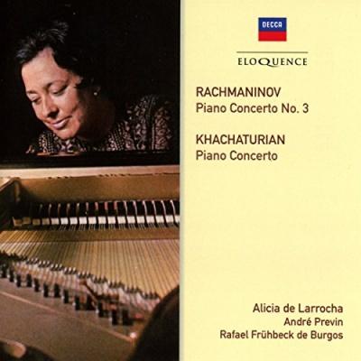 Rachmaninov: Piano Concerto No. 3; Khachaturian: Piano Concerto