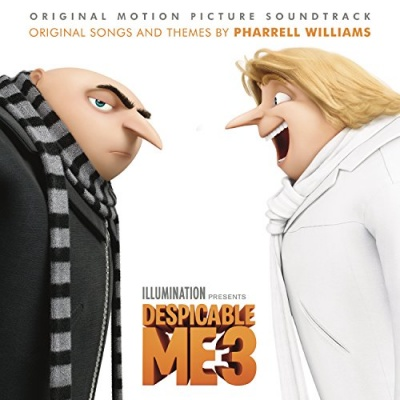 Despicable Me 3 [Original Motion Picture Soundtrack]
