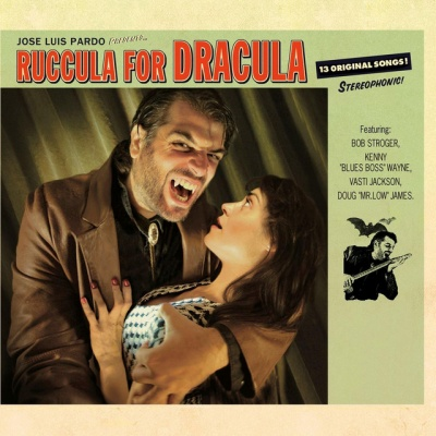 Ruccula for Dracula