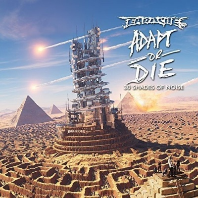 Earache Adapt or Die: 30 Shades of Noise