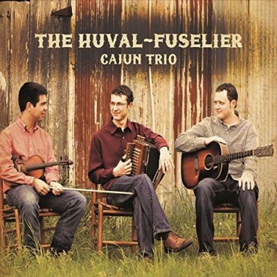 The Huval-Fuselier Cajun Trio