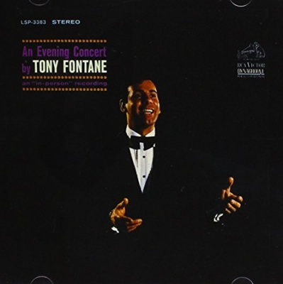 An Evening Concert by Tony Fontane