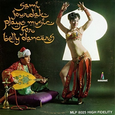 Plays Music for Belly Dancers