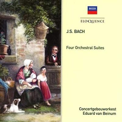 J.S. Bach: Four Orchestral Suites