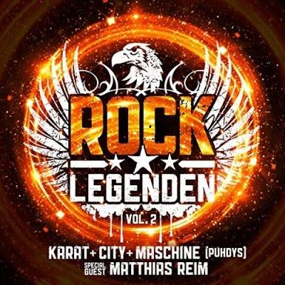 Rock Legenden, Vol. 2