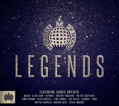 Legends [Ministry of Sound]