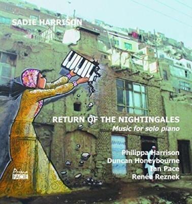 Sadie Harrison : Return of the Nightingales