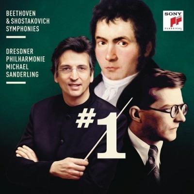 Beethoven & Shostakovich: Symphonies #1