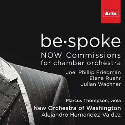 Be-Spoke: Now Commissions for Chamber Orchestra