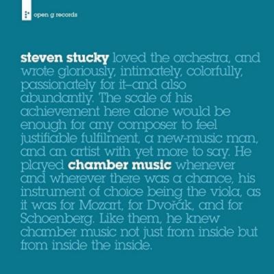 Steven Stucky: Chamber Music