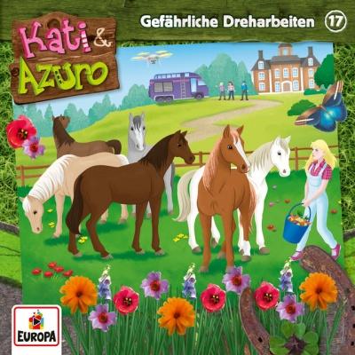 Kati & Azuro 19: Irrlicht im Moor
