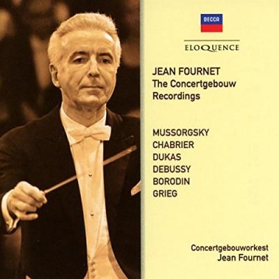 Jean Fournet: The Concertgebouw Recordings