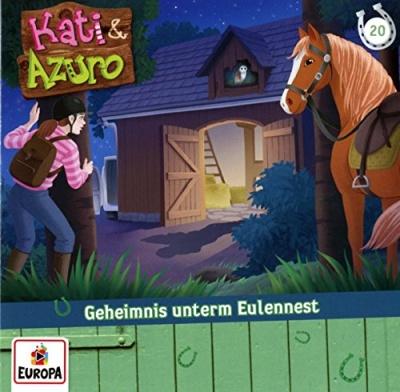 Kati & Azuro 20: Geheimnis Unterm Eulennest