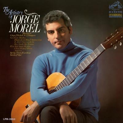Artistry of Jorge Morel