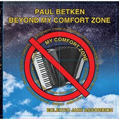 Beyond My Comfort Zone: Eclectic Jazz Accordion