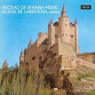 Recital of Spanish Music