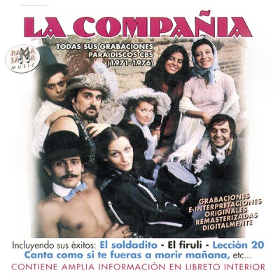 Todas Sus Grabaciones en Discos CBS [1971-1976]