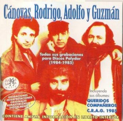 Todos Sus Grabaciones Para Discos Polydor [1984-1985]