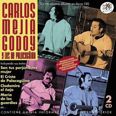Sus Tres Mejores álbumes en discos CBS [1977-1980]
