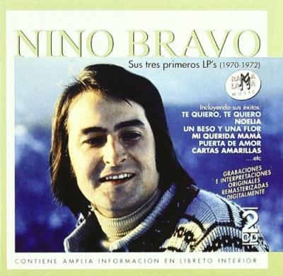 Nino Bravo Album Discography Allmusic