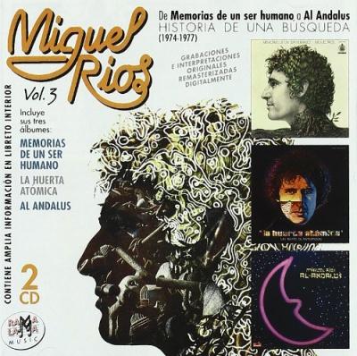 Vol. 3: Historia de una Busqueda [1974-1977]