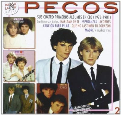 Sus Cuatro Primeros Albumes en CBS [1978-1981]