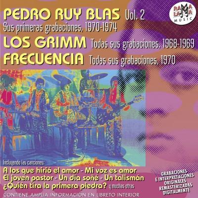 Sus Primeras Grabaciones, Vol. 2 [1970-1974]/Todas Sus Grabaciones [1968-1969]/Todas Sus Grabaciones [1970]