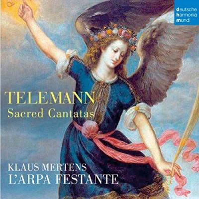 Telemann: Sacred Cantatas