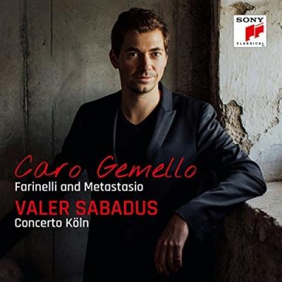 Caro Gemello: Farinelli and Metastasio
