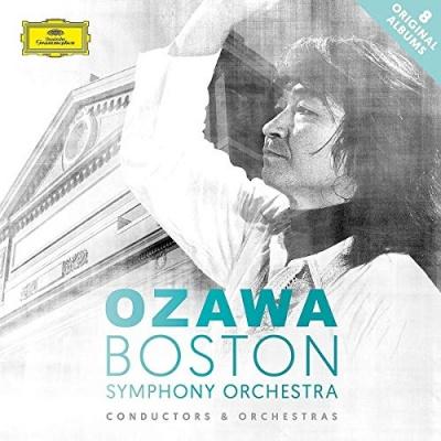 Ozawa, Boston Symphony Orchestra