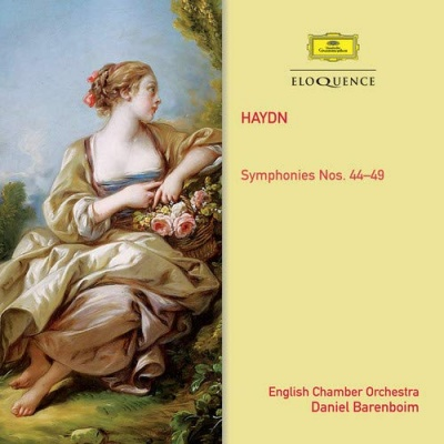 Haydn: Sympnonies Nos. 44-49