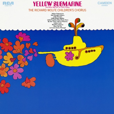 Yellow Submarine and Other Big Hits for Little People