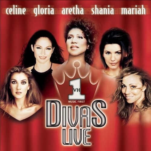 VH1 Divas Live - Various Artists | Songs, Reviews, Credits