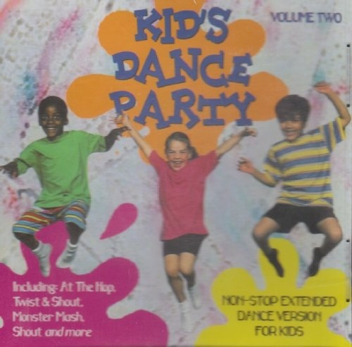 Kid's Dance Express: Kid's Dance Party, Vol. 2