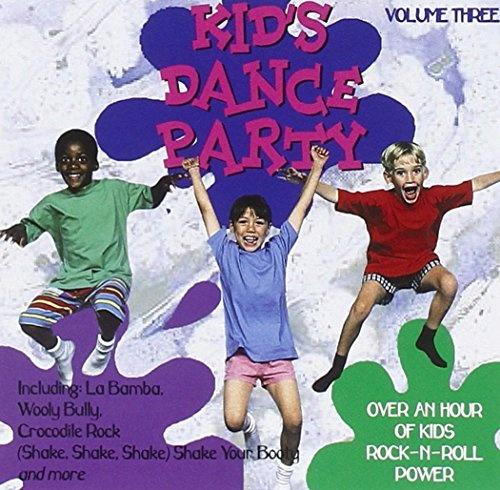 Kid's Dance Express: Kid's Dance Party, Vol. 3