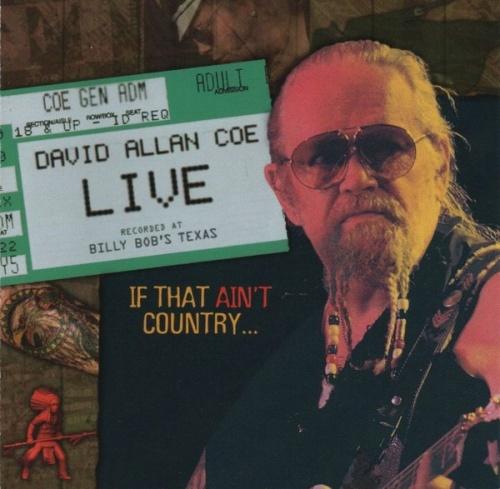 David Allan Coe Biography History Allmusic