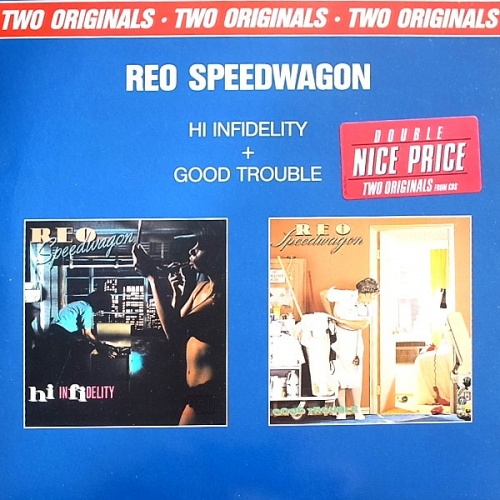 Good Trouble - REO Speedwagon | Songs, Reviews, Credits | AllMusic