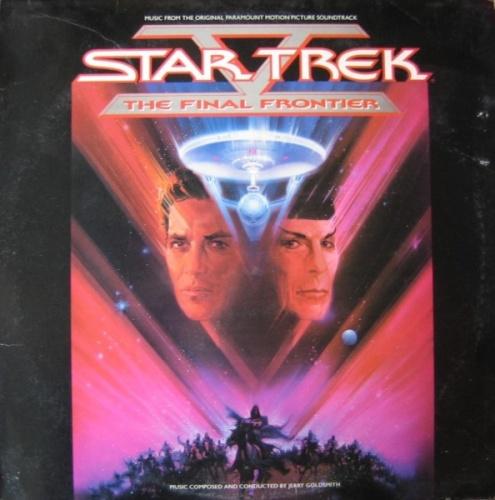 Star Trek V: The Final Frontier [Original Motion Picture Soundtrack]
