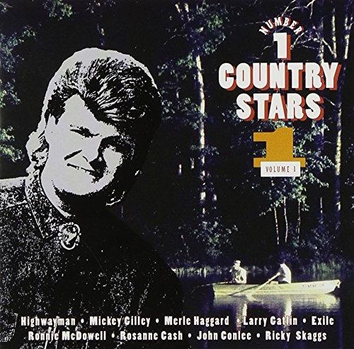 No. 1 Country Stars, Vol. 1