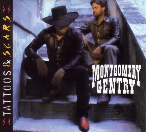 Tattoos   Scars - Montgomery Gentry  4c14d5e002d