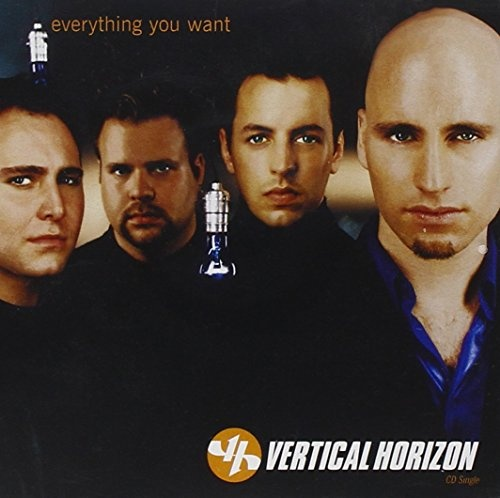 Everything You Want [US CD Single]