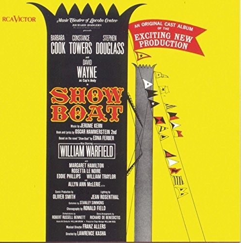 Show Boat [1966 Broadway Revival Cast]