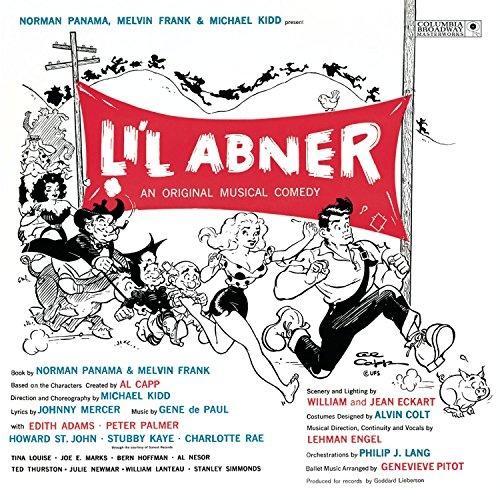 Li'l Abner (Original Broadway Cast Recording)
