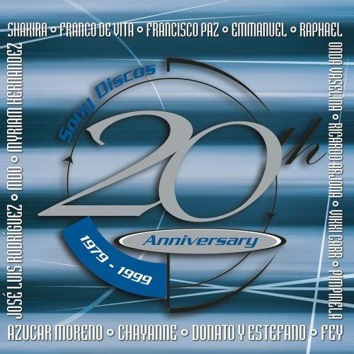 Best of Sony Latin: 20th Anniversary