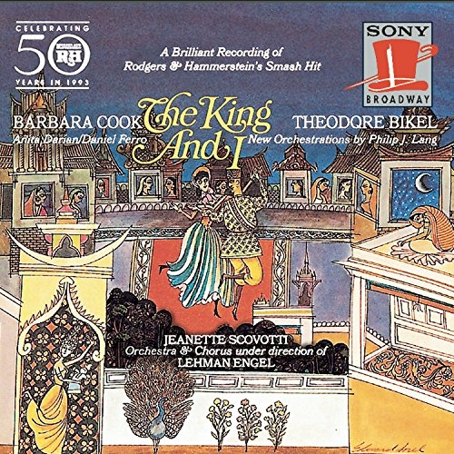 The King and I [1964 Columbia Studio Cast]