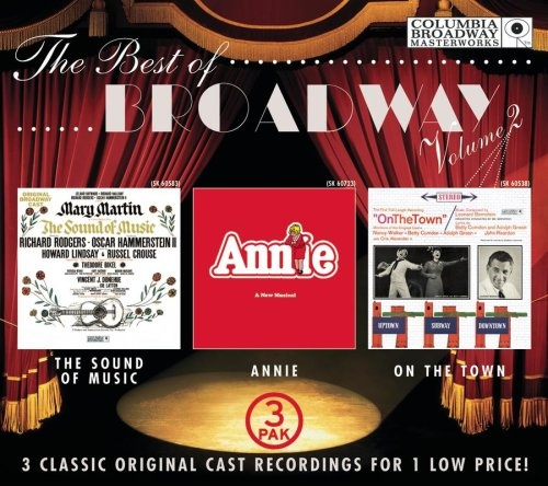 The Sound of Music/Annie/On the Town - Original Broadway