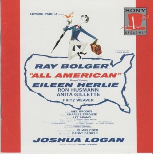 All American [Original Broadway Cast]