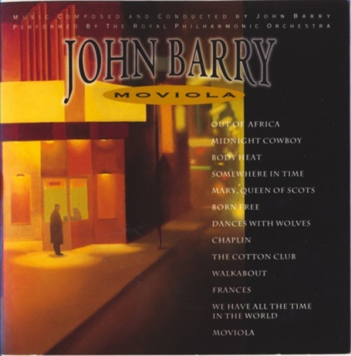 John Barry: Moviola